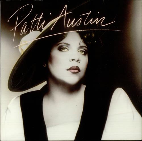 Patti Austin Patti Austin 1984 German vinyl LP 9239741