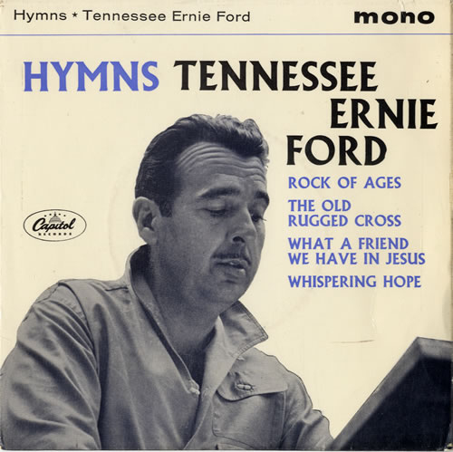 Tennessee Ernie Ford Hymns UK 7\
