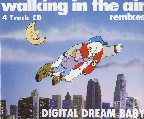 Original Soundtrack Walking In The Air Remixes 1991 UK CD single 6576062