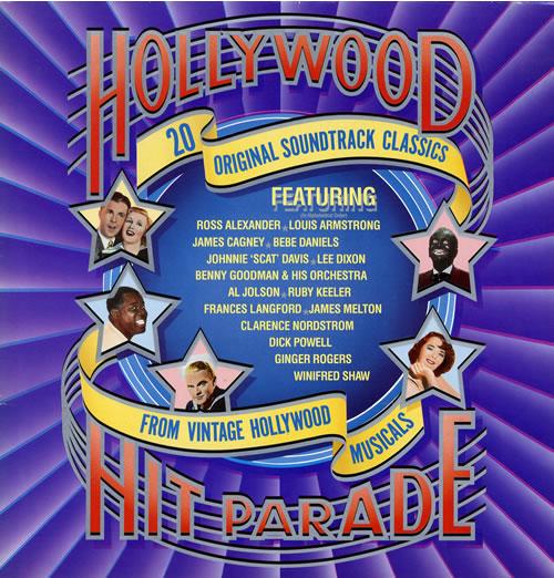 VariousFilm Radio Theatre & TV Hollywood Hit Parade 1983 German vinyl LP ZL70136