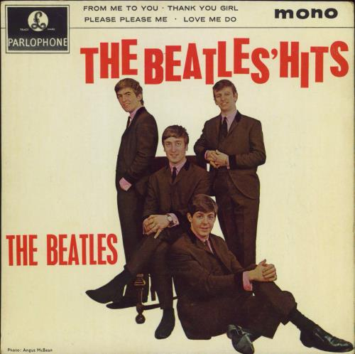 Beatles - The Beatles' Hits - 2nd - Ex