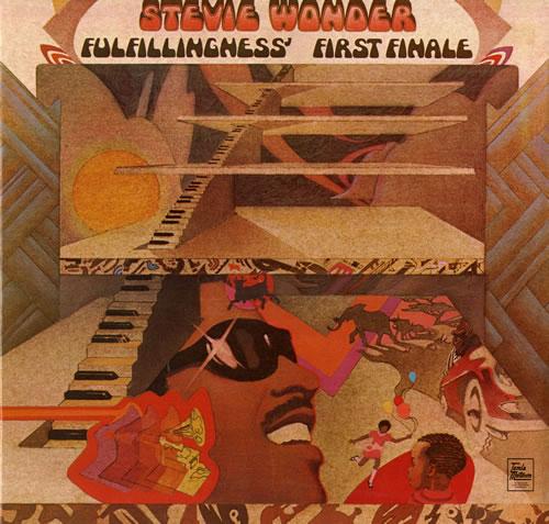 Wonder, Stevie - Fulfillingness' First Finale - Emi