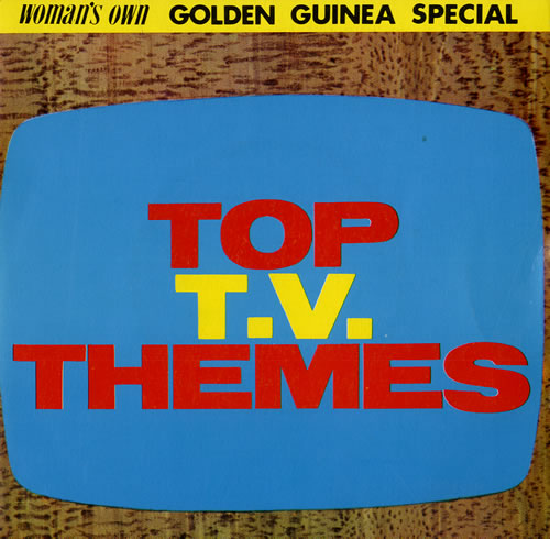 VariousFilm Radio Theatre & TV Top T.V. Themes 1964 UK 7 vinyl WO3
