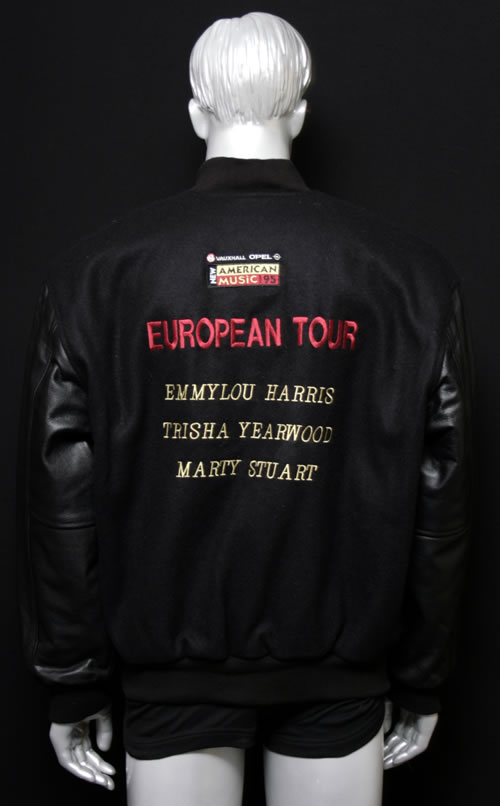Emmylou Harris New American Music European Tour 95  Crew Tour Pack 1995 UK memorabilia CREW PACK
