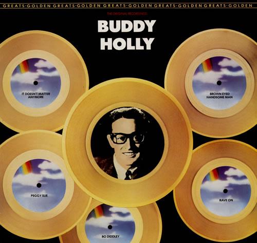 Holly, Buddy - Golden Greats Album