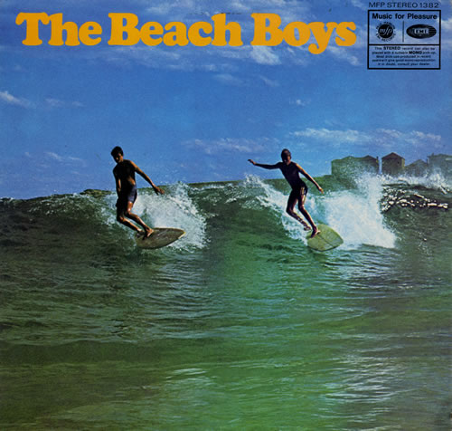 Beach Boys The Beach Boys 1970 UK vinyl LP MFP1382