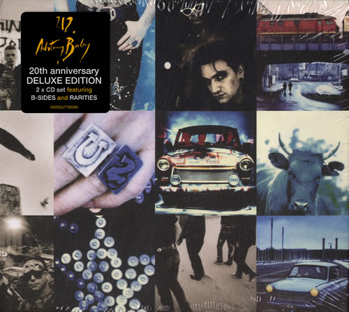 U2 - Achtung Baby - 20th Anniversary Deluxe Edition/sealed