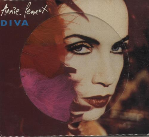 Annie Lennox Diva 1992 USA CD album 187092