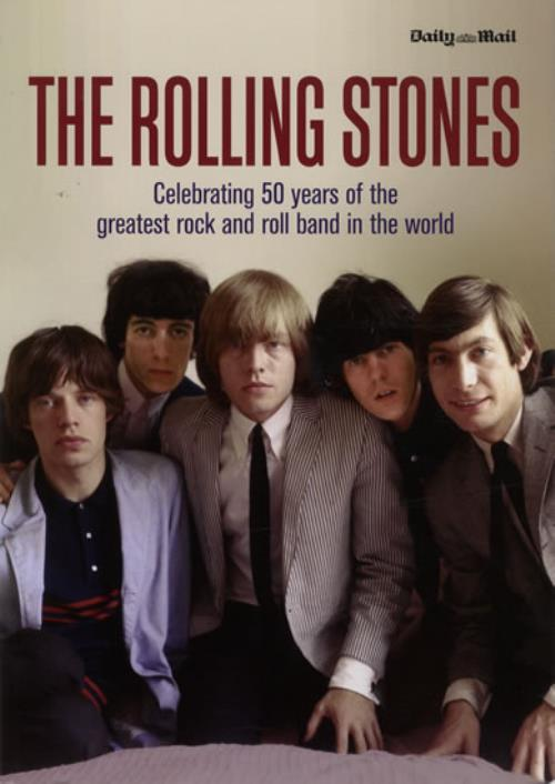 Rolling Stones The Rolling Stones 2011 UK book 9780955829895