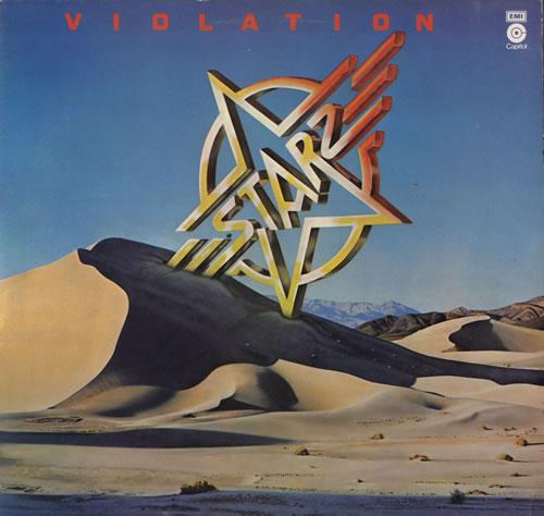Starz - Violation LP
