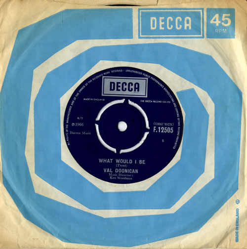 Doonican, Val - What Would I Be Album