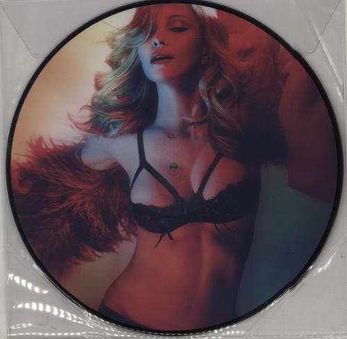 Madonna - Girl Gone Wild Record