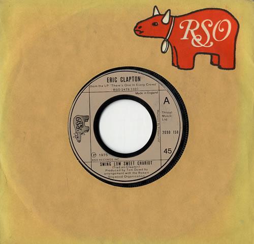 Clapton, Eric - Swing Low Sweet Chariot - Jukebox