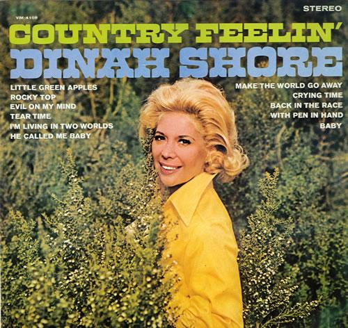 Country Feelin' - Shore, Dinah