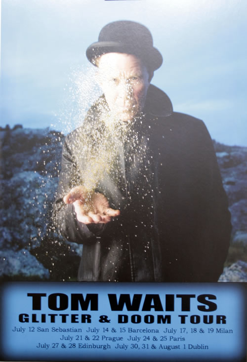 Waits, Tom - Glitter & Doom Tour - Complete Set