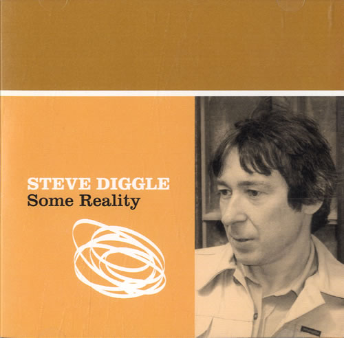 Steve Diggle Some Reality 2000 UK CD album 5030820014951