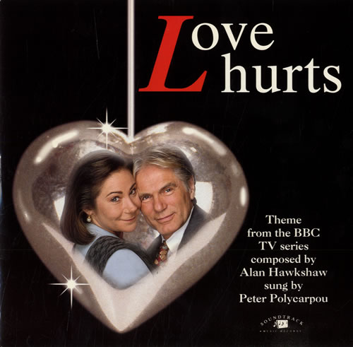 VariousFilm Radio Theatre & TV Love Hurts 1993 UK 7 vinyl EM259