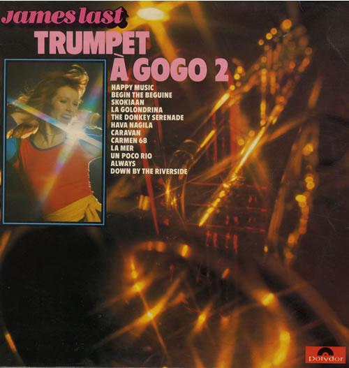 James Last Trumpet A Gogo 2 UK vinyl LP 249161