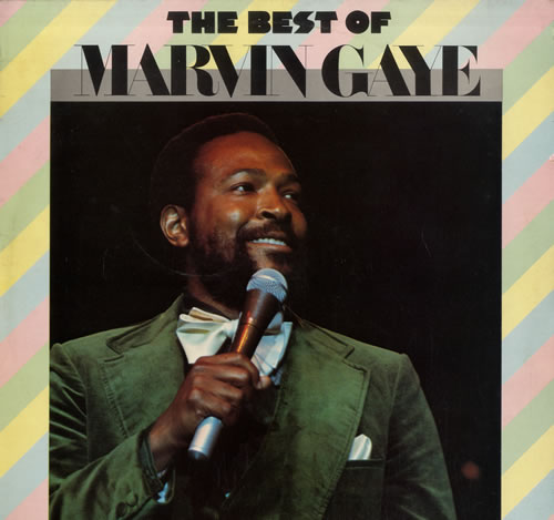 Gaye, Marvin - The Best Of Marvin Gaye