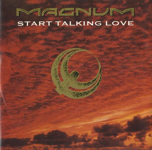 Magnum - Start Talking Love Vinyl