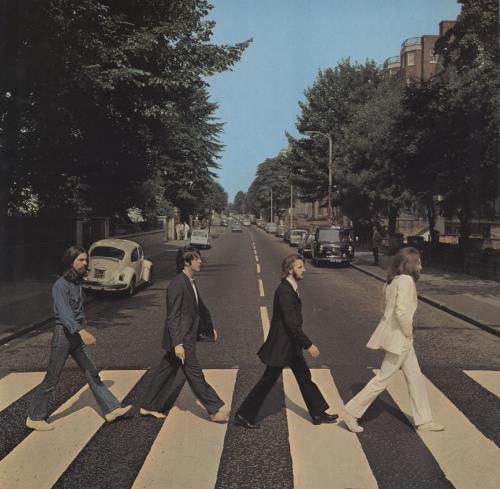 Beatles - Abbey Road - 1st - Vg
