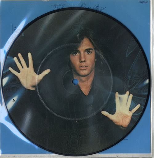 Shaun Cassidy Hard Love 1978 UK 7 picture disc K17296P