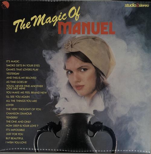 The Magic Of Manuel