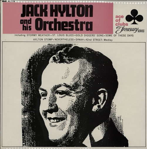 Jack Hylton Jack Hylton And His Orchestra 1977 UK vinyl LP ACL1205