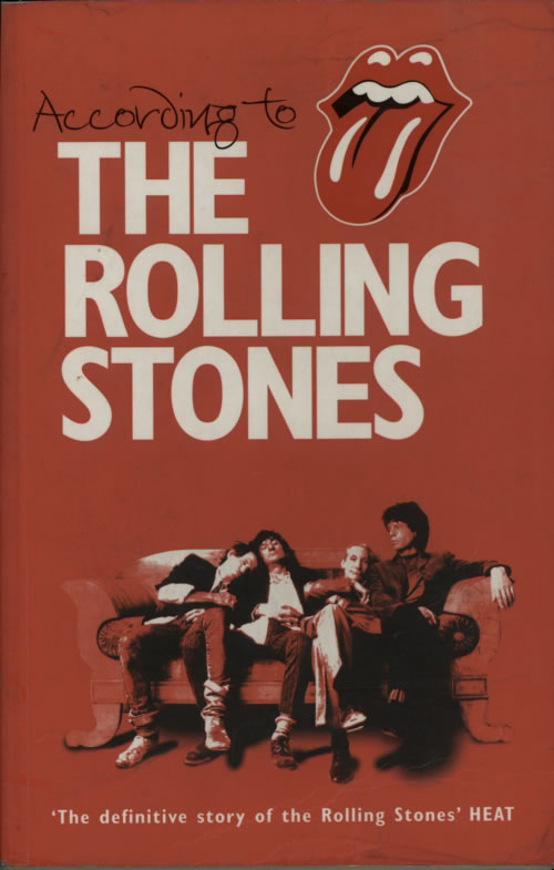 Rolling Stones According To The Rolling Stones 2004 UK book 0753818442