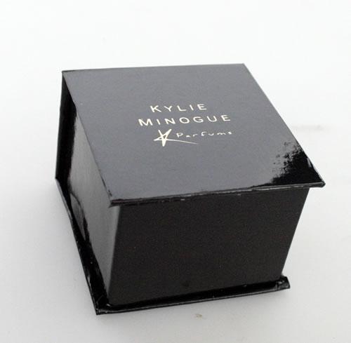Kylie Minogue K Parfums UK memorabilia DRESS RING