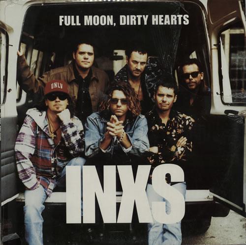 Inxs Full Moon Dirty Hearts  Sealed 1993 UK vinyl LP 5186371
