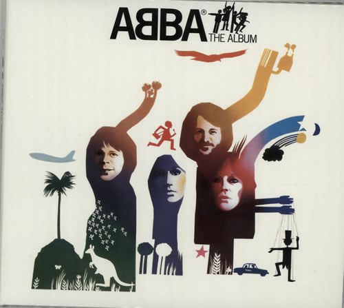 Abba ABBA The Album 2001 UK CD album 5499622