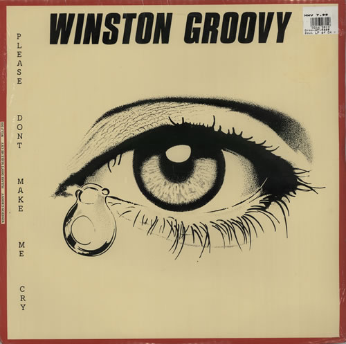 Winston Groovy Please Don\'t Make Me Cry - Sealed UK vinyl LP WGLP005