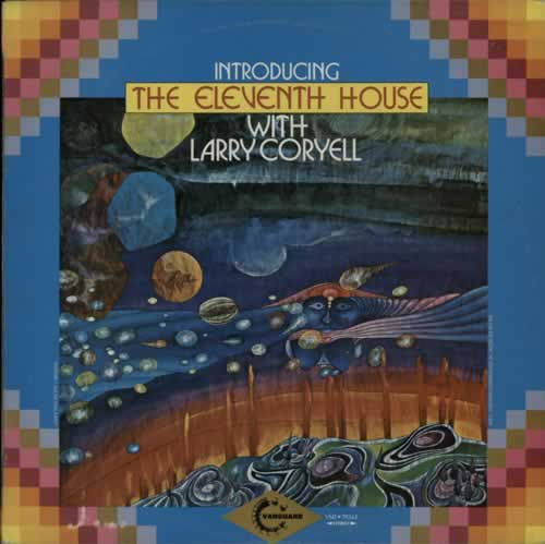 The Eleventh House Introducing The Eleventh House 1974 UK vinyl LP VSD79342