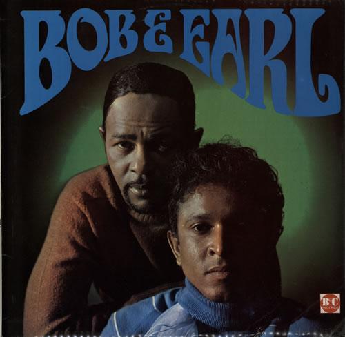 Bob & Earl Bob & Earl 1969 UK vinyl LP BCB1