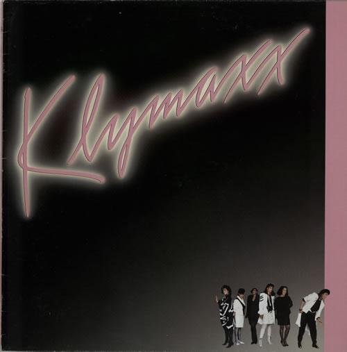 Klymaxx Klymaxx 1986 UK vinyl LP SOLLP3601