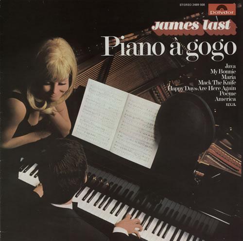 James Last Piano A Gogo Dutch vinyl LP 2489508