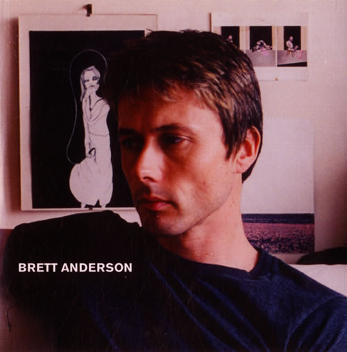 Brett Anderson Brett Anderson 2007 UK CD album VVR1046322P