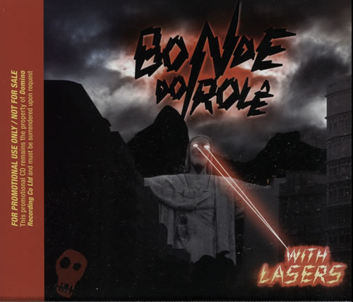 Bonde Do Role Bonde Do Role With Lasers 2007 UK CD album WIGCD193P