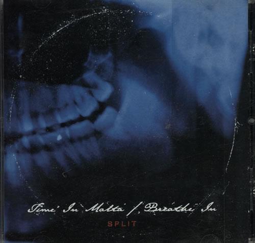 Time In Malta Time In Malta  Breathe In  Split 2002 USA CD single SG001