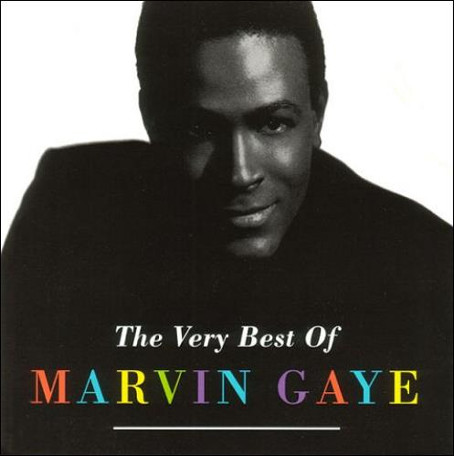 Gaye, Marvin - The Very Best Of Album