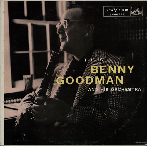 Goodman, Benny - This Is Benny Goodman Record