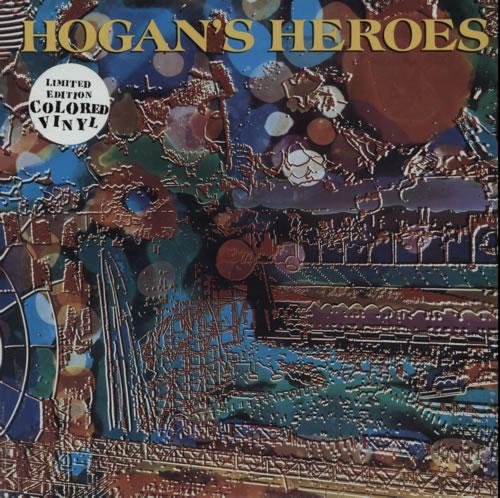 Hogans Heroes Hogans Heroes 1989 USA vinyl LP NRA10