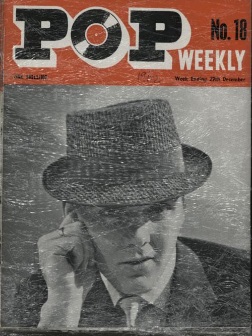 Various60s & 70s Pop Weekly 01  37 1963 UK magazine 01  37