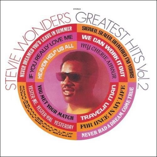 Wonder, Stevie - Greatest Hits Vol. 2