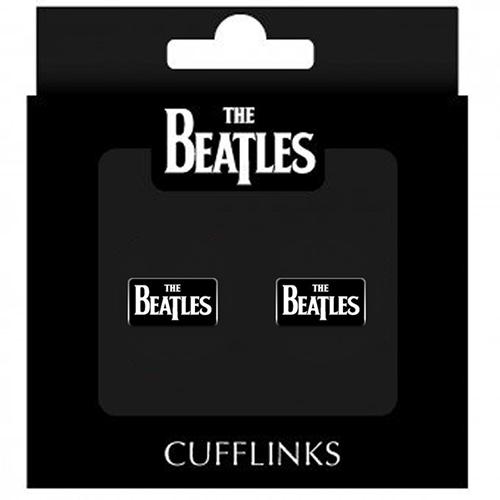 The Beatles Logo Cufflinks 2012 UK memorabilia CUFBT2