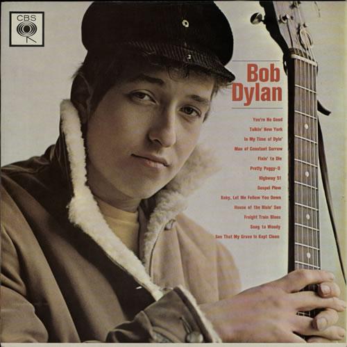 Bob Dylan Bob Dylan 1982 UK vinyl LP 32001