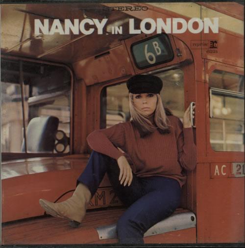 Nancy Sinatra Nancy In London  Sealed 1966 USA Reel to Reel RST6221C