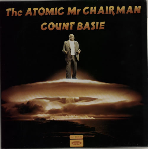 Count Basie The Atomic Mr Chairman 1976 UK 2-LP vinyl set VJD517