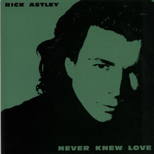 Astley, Rick - Never Knew Love Album